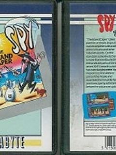 Computer Game 'Spy vs Spy' Sinclair Spectrum Game