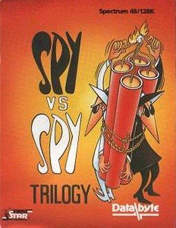 Computer Game 'Spy vs Spy' Spectrum Software Trilogy • USA