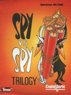Computer Game 'Spy vs Spy' Spectrum Software Trilogy • USA