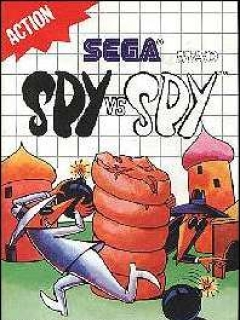 Go to Computer Game SEGA 'Spy vs Spy' • USA