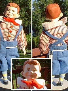 Doll Pre MAD Alfred E. Neuman #2 • USA