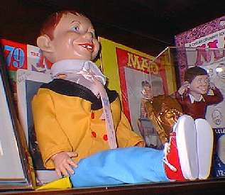 Doll Alfred E. Neuman Baby Barry • USA