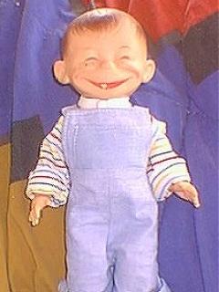 Go to Doll Effanbee Alfred E. Neuman Happy Boy • USA