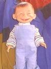 Image of Doll Effanbee Alfred E. Neuman Happy Boy