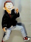 Doll Jointed Alfred E. Neuman