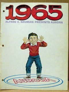 Model Catalog Aurora with Alfred E. Neuman • USA