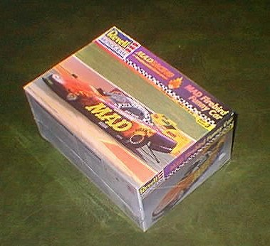 Model Kit 'Jerry Toliver MAD Car' Revell / Monogram • USA