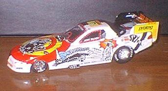 Model Kit 'Jerry Toliver MAD Spy vs Spy Car' (Assembled) Revell / Monogram • USA