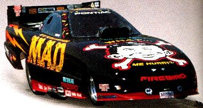 Model Kit 'Greasy MAD Car' Revell / Monogram • USA