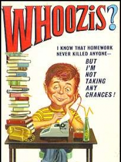 Go to Model Kit Aurora 'Whoozis' (Homework) • USA