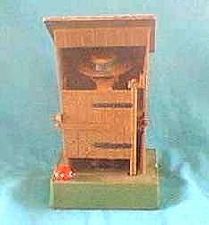 Toy Alfred E. Neuman 'In the Outhouse' • USA