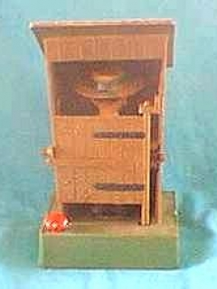 Go to Toy Alfred E. Neuman 'In the Outhouse' • USA