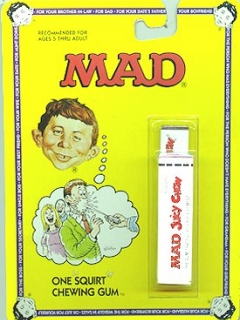 Squirt Toy MAD 'Chewing Gum' • USA
