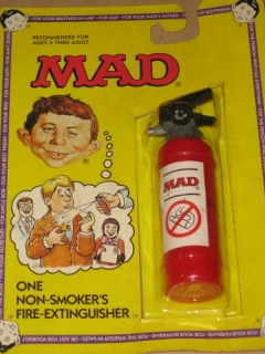 Go to Squirt Toy MAD 'Fire Extinguisher' • USA