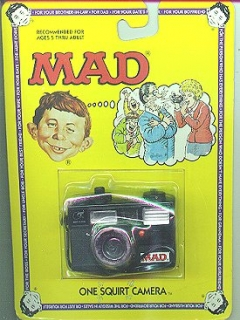 Go to Squirt Toy MAD 'Camera' • USA
