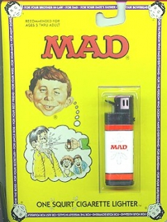 Squirt Toy MAD 'Lighter' • USA