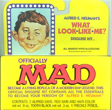 Disguise Kit Alfred E. Neuman • USA