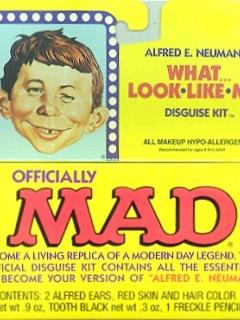 Disguise Kit Alfred E. Neuman • USA