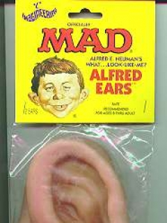 Go to False Ears Alfred E. Neuman • USA