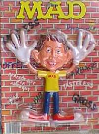Bendie Toy Alfred E. Neuman (Version #1) • USA
