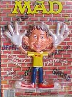 Go to Bendie Toy Alfred E. Neuman (Version #1) • USA
