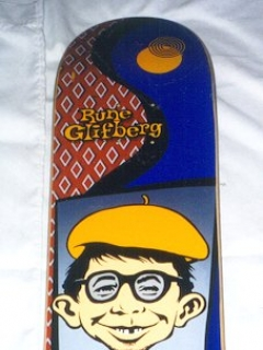 Skateboard MAD Flip 'Rune Glifberg' • USA