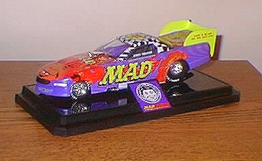 Die Cast Model Jerry Toliver Racing Champions 'MAD' (1/24) • USA