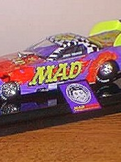 Go to Die Cast Model Jerry Toliver Racing Champions 'MAD' (1/24)