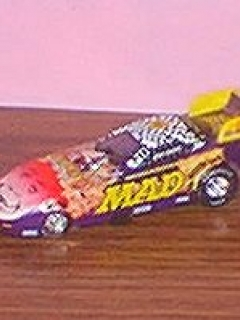 Die Cast Model Jerry Toliver Action 'MAD' (1/64) • USA