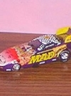 Die Cast Model Jerry Toliver Action