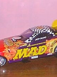 Go to Die Cast Model Jerry Toliver Action 'MAD' (1/24)