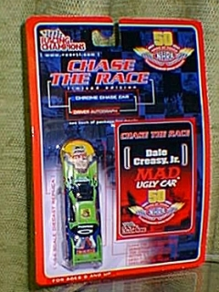 Go to Die Cast Model Dale Creasy MAD Racing Funny Car Racing Champion 'Ugly Car' (1/64) • USA