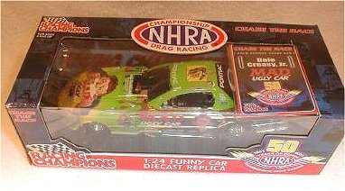 Die Cast Model Dale Creasy MAD Racing Funny Car Racing Champion 'Ugly Car' (1/24) • USA
