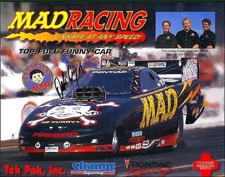 Handout Card #1 Dale Creasy • USA
