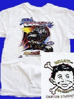 Go to T-Shirt Dale Creasy Funny Car #3 • USA