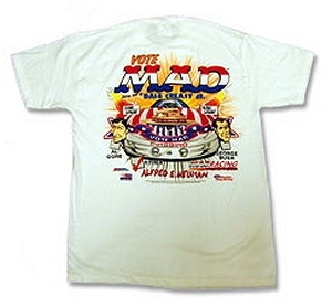T-Shirt Dale Creasy Funny Car #5 • USA