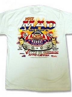 Go to T-Shirt Dale Creasy Funny Car #5 • USA