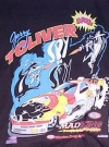 T-Shirt Jerry Toliver Spy vs Spy Funny Car #2