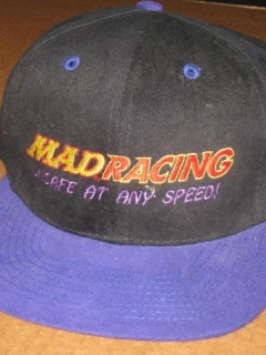 Hat MAD Racing Team Baseball Jerry Toliver • USA