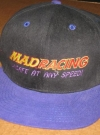 Hat MAD Racing Team Baseball Jerry Toliver