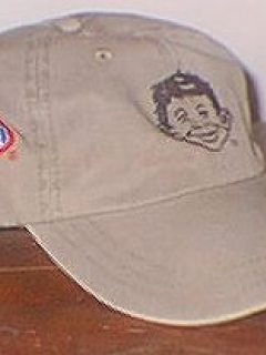 Hat Jerry Toliver Funny Car NHRA Racing, brown • USA