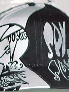Jerry Toliver Funny Car 'Spy vs Spy' Hat #1 • USA
