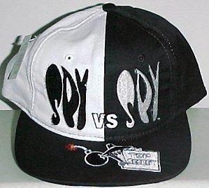 Jerry Toliver Funny Car 'Spy vs Spy' Hat #2 • USA