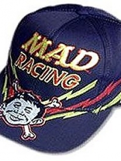 Dale Creasy Funny Car #2 'MAD Racing' Hat • USA