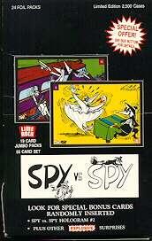 Trading Cards Spy vs Spy Series #1 • USA