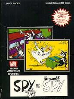 Go to Trading Cards Spy vs Spy Series #1