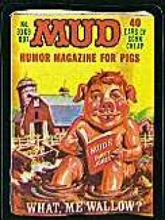 Go to MUD Cards (MAD Magazine Spoof) • USA
