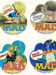 Finish MAD Stickers • Finland
