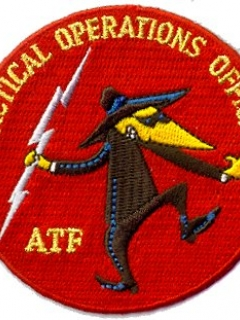 Go to Patch Spy vs Spy 'Technical Operations Officer - ATF' • USA