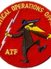 Image of Patch Spy vs Spy 'Technical Operations Officer - ATF'